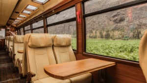 How long is the train from Cusco to Machu Picchu?