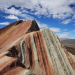 The new rainbow mountain in Perú, Pallay Poncho – Apu Taqllo in Cusco